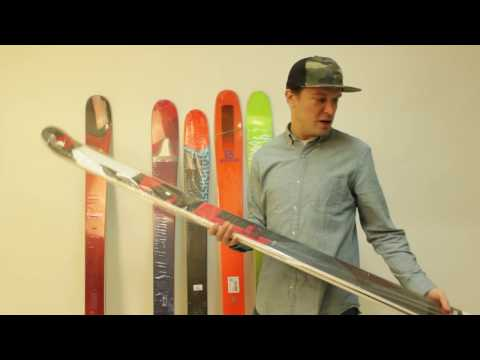 2017 Men's All Mountain Ski Comparison - 100mm Waist