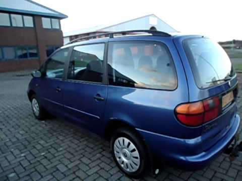 1998 VW SHARAN TDI EXTERIOR WALKROUND
