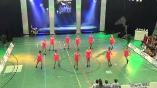 Dancing Angels - Norddeutsche Meisterschaft 2015