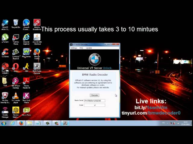 How To Get A Free BMW Radio Code (Models 95 - 2015 ...