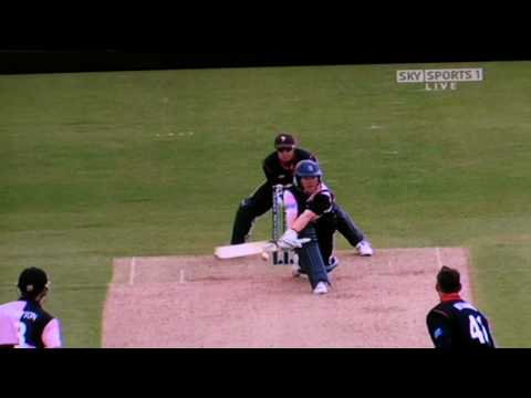 Eoin Morgan Reverse Sweep Collection