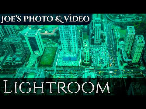 Learn How To Create A Miniature Effect (Diorama Illusion) In Adobe Lightroom 5 | Video Tutorial