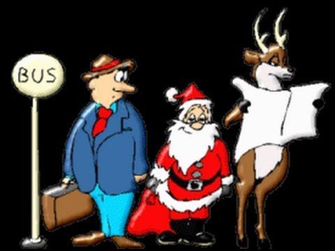 video de humor de navidad: