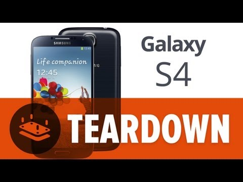 Samsung Galaxy S4 Teardown Review