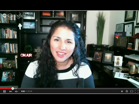 Live Youtube End-time Bible Prophecy 5pm Pst W evangelist Anita Fuentes video