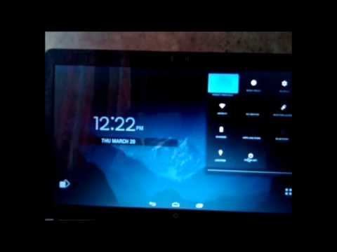 DualBoot Android 4.4 and Windows 7