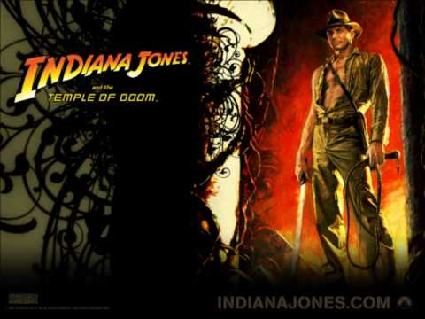 Indiana Jones The temple of doom soundtrack - Anything goes