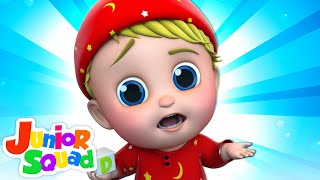 I Don't Want To | Kids Songs For Children | Nursery Rhymes & Baby Song By Junior Squad