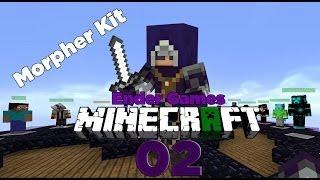 Warum gerade keine Videos kommen! - Minecraft Ender Games Ep. 02 [Full-HD/Aut]