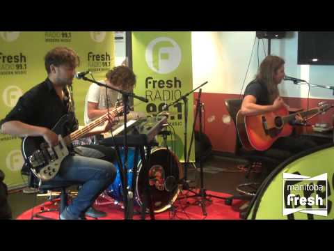 99.1 Fresh Radio - The Revival Performs