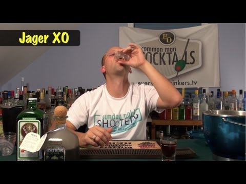 How To Make The Jager XO