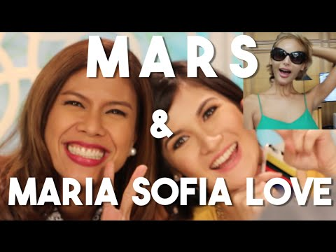 Mars with Maria Sofia Love (Filipino television GMA 7, Philippines)