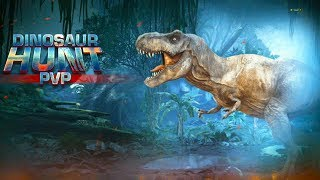Dinosaur Hunt PvP - Android Gameplay ᴴᴰ