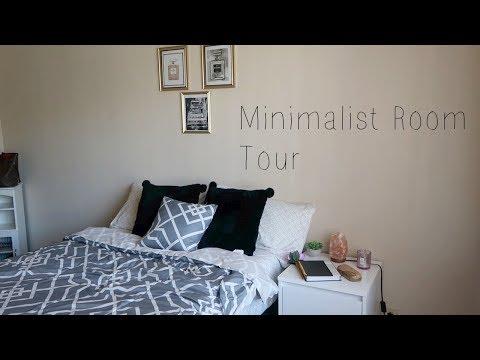 Minimalist Room Tour 2018