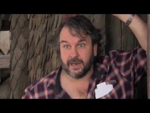 El Hobbit - Videoblog 6 (subtitulado en español y en HD)