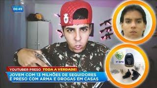 RENATO GARCIA FOI PRESO!? (VEJA TODA A VERDADE) REPORTAGEM MAIS COMPLETA