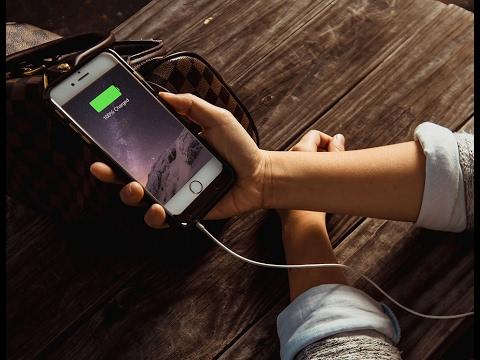 Teknoloji Videoları - iPhone batarya ömrünü gösteren uygulama! - iPhone batarya ömrü öğrenme
