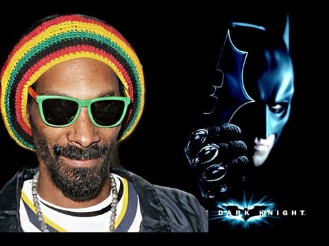 Snoop Dogg the New Batman! [Crazy 2012 Review]