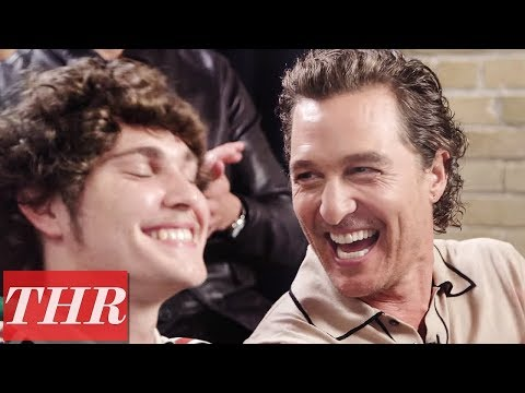 Matthew McConaughey Talks Working With Newcomer Richie Merritt In 'White Boy Rick' | TIFF 2018