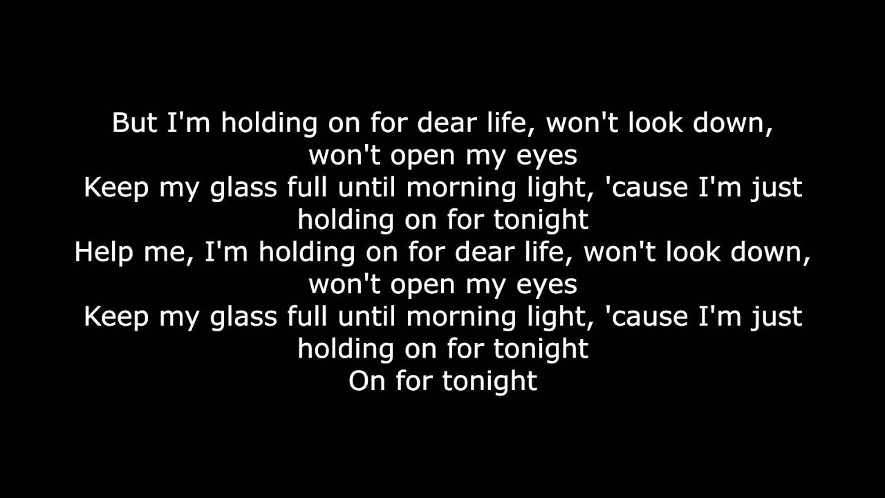 Chandelier - Sia (lyri...