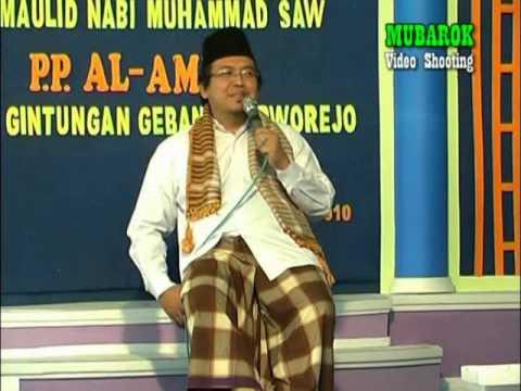 Kisah Nabi Muhammad SAW Oleh Bapak KH  Zuhrul Anam Banyumas
