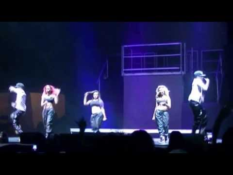 Where The Boys At- Omg Girlz Aatw Tour August 7th,2013 video