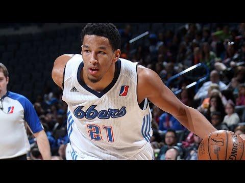 OKC Thunder's Andre Roberson - Highlights of 2013-14 NBA D-League Season