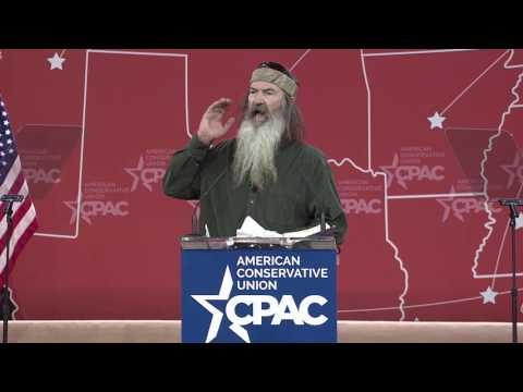 Phil's Speech at CPAC