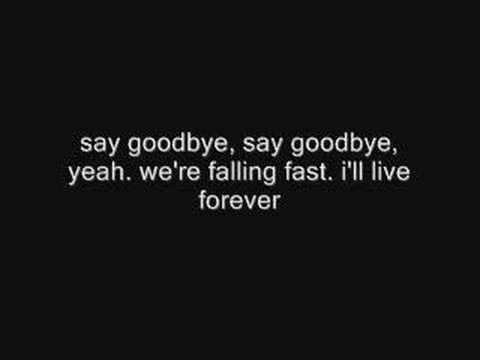 Aiden - Goodbye Were Falling Fast