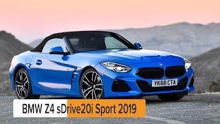 2019 BMW Z4 sDrive20i Sport