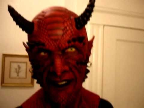 My CFX Belial Demon Silicone Mask and Sleeves