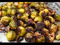 How To Roast Brussel Sprouts with a Surprise Ingredient