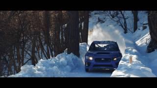 Boxersled! Subaru WRX STI vs an Olympic Bobsled Run