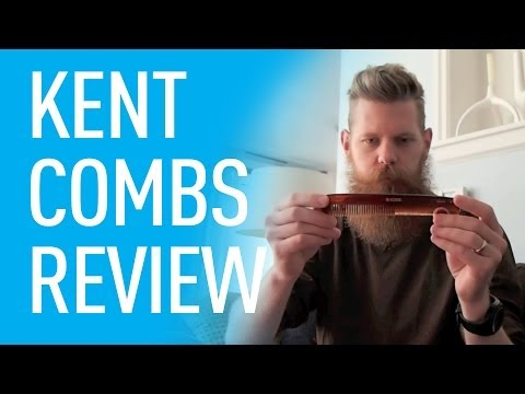 Kent combs and boars hair brush review