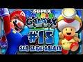 Super Mario Galaxy (1080p 60FPS 100%) - Part 15 Sea Slide Galaxy