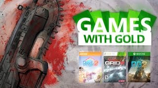 GAMES WITH GOLD MAYO 2016 + Saludos A Papus