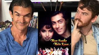 Hum Aapke Hai Koun Trailer REACTION! | Salman Khan | Madhuri Dixit