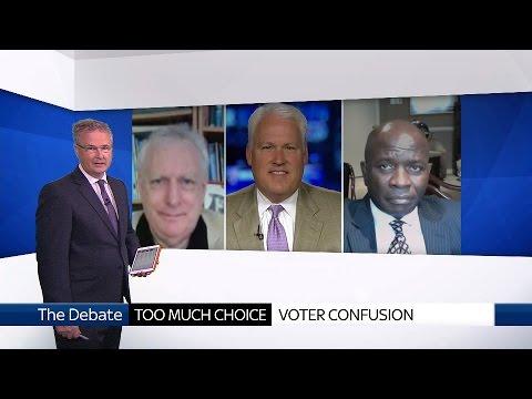 Sky News Debate America: Crowded Presidential Choice