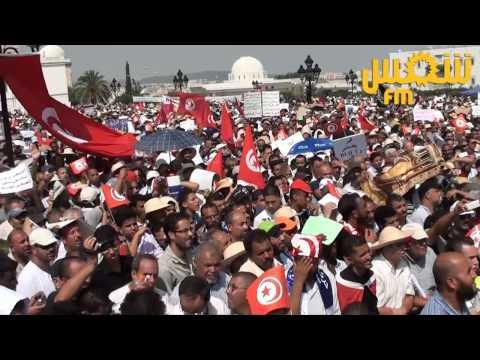 image vidéo حملة اكبس: الآلاف من المتظاهرين في القصبة
