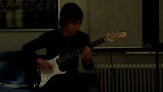 John Frusciante - Bedroom Lick (cover)