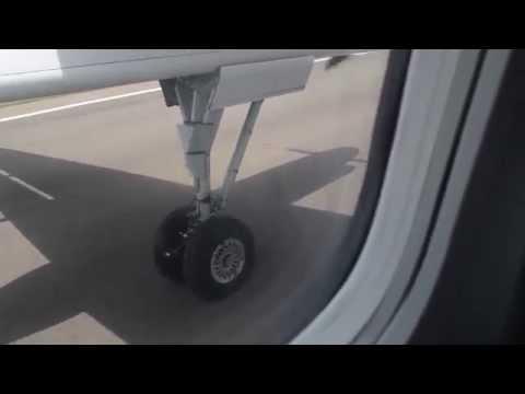 landing in srilanka (BIA) spicejet (q400)