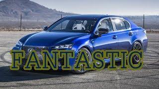 Midsize luxury sedan GS, 2018 Lexus GS F [FANTASTIC] || AA TOP AUTO