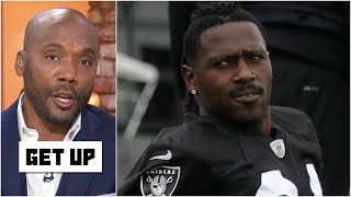 Jon Gruden has too much invested in Antonio Brown to cut him - Louis Riddick | Get Up