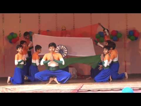 Ma Tujhe Salaam-dance By Aadi video