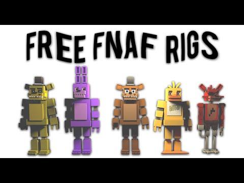 free fnaf 1 minecraft rigs!!!