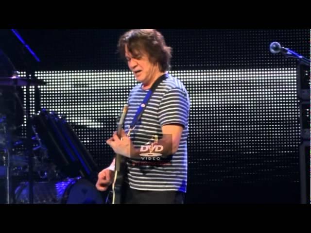 Van Halen Boston 31112 Hang em high