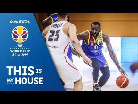 Angola v Dem.Rep. of Congo - Highlights - FIBA Basketball World Cup 2019 - African Qualifiers