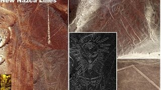 More Ancient Lines found After a Sandstorm in The Peruvian Desert of Nazca