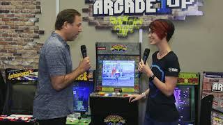 Arcade 1UP Interview | GameStop TV
