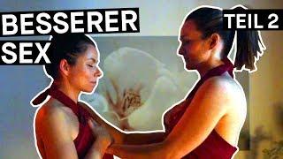 Kann man besseren Sex lernen? Selbstversuch mit Tantra Massage (Teil 2)    PULS Reportage